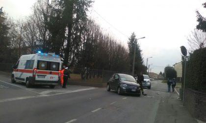 Incidente ad Albiate, tre feriti