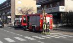 Ambulanza e pompieri a Giussano, soccorsa un' anziana