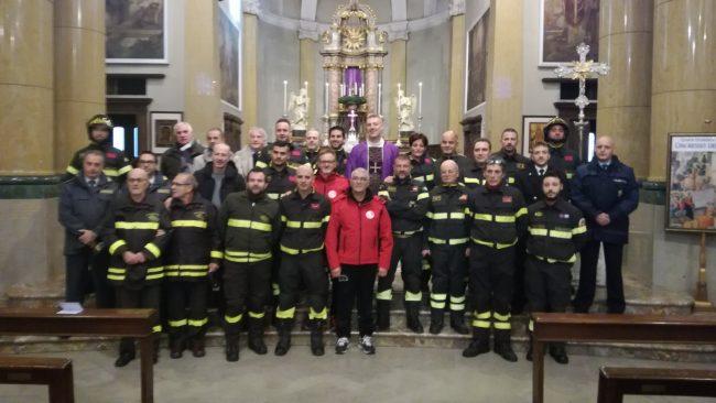 Vigili del fuoco patrona