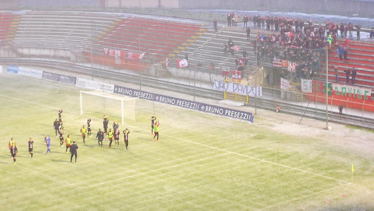 Calcio Serie C Monza-Cuneo 1-0