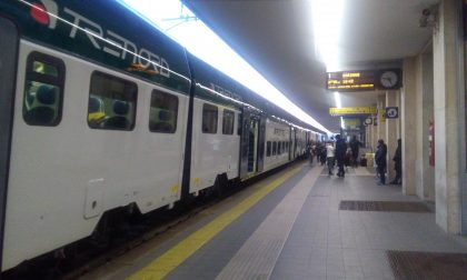 Controlli sui passeggeri in stazione