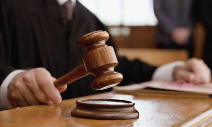 A processo per spaccio, 54enne si addormenta davanti al giudice