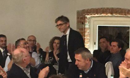 Applausi all'ex sindaco Mazza nella prima uscita pubblica dopo gli arresti domiciliari