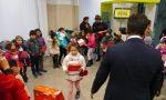 Poste Italiane spedisce le letterine per Babbo Natale – VIDEO