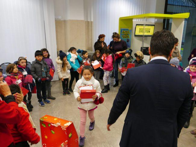 Letterine a Babbo Natale: rinnovata la tradizione con Poste Italiane nel Fiorentino
