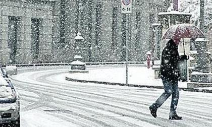 Arriva Big Snow Neve da domani fino a venerdì LE PREVISIONI