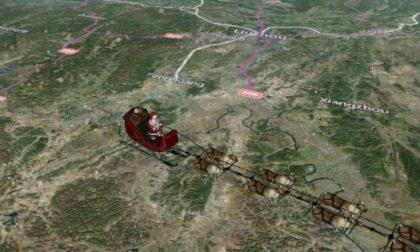 Segui Babbo Natale Scopri come