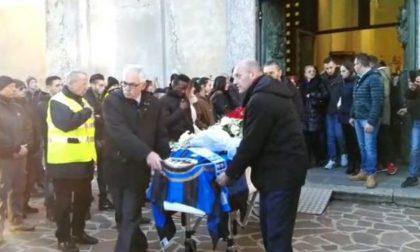 Ragazzi morti a Saronno: Rovello saluta Davide VIDEO