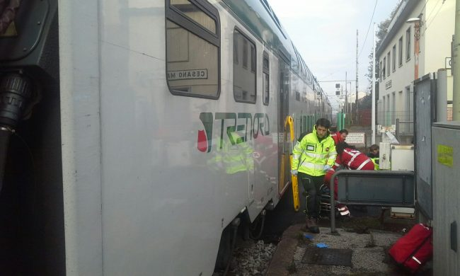 treno Cesano Maderno