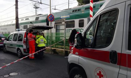 Il cordoglio del sindaco per i coniugi uccisi dal treno
