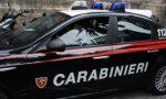 Infrange il vetro del treno con un martelletto: intervengono i carabinieri