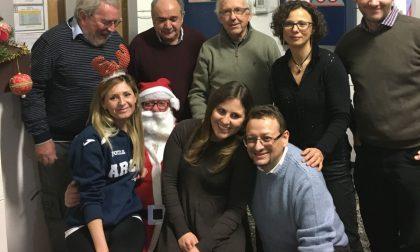 Che festa di Natale alla frazione La Cà di Arcore FOTO