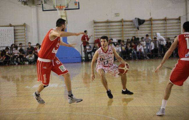 Federico De Bettin Bernareggio pallacanestro
