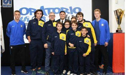 Incontro con Javier  Zanetti