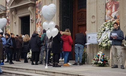 Ragazzi morti a Saronno il funerale di Ale e Matteo DIRETTA