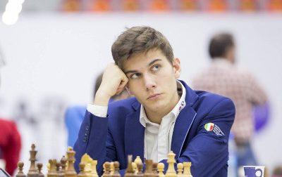 Il 17enne Luca Moroni è campione nazionale di scacchi