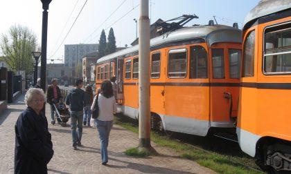 Tram Milano Limbiate a settembre via le campanelle