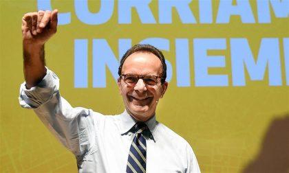Regionali 2018: Stefano Parisi a Lissone per Fontana
