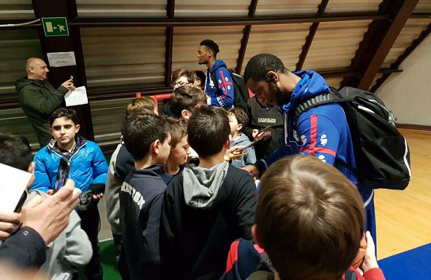 Varedo pallacanestro giocatori di Sassari