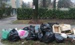 Manifesti contro le discariche abusive dei rifiuti
