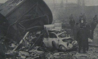 Treno deragliato, Monza rivive la tragedia del 1960