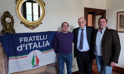 Torna a casa… Lino. Fossati con Fratelli d'Italia