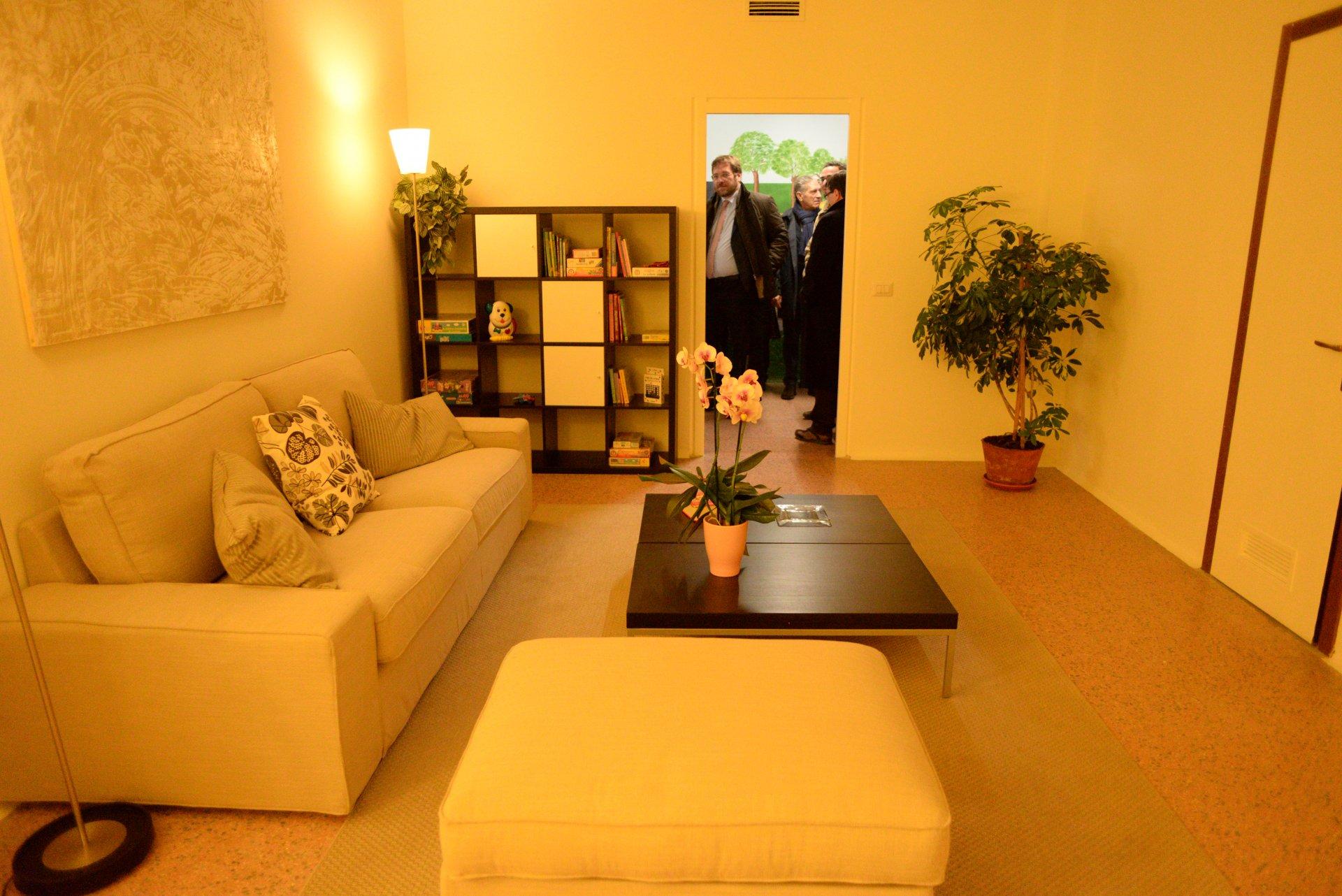 Carcere Monza inaugurato lo spazio famiglia