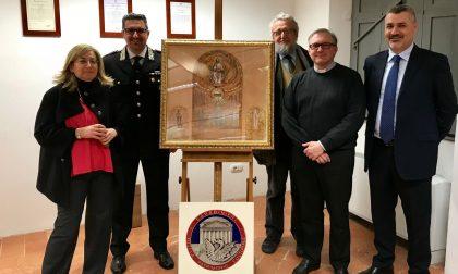 Recuperate opere d'arte per milioni di euro