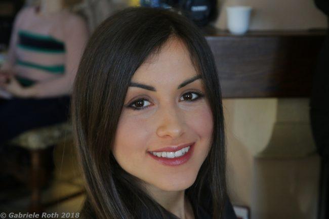 Giulia Sala, 23 anni