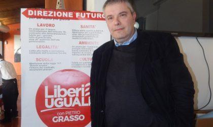 La lista Liberi e uguali si presenta alla città di Seveso. FOTO E VIDEO