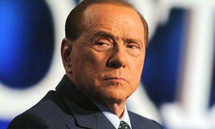 Silvio Berlusconi stressato si ricarica a Casatenovo