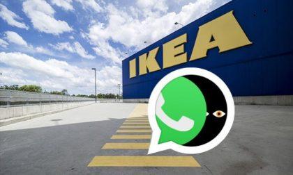 Bufala Ikea via Whatsapp: attenzione!