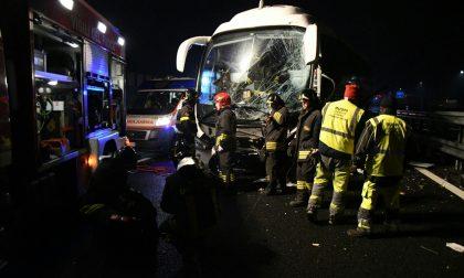 Incidente tra Lainate e la barriera di Milano Nord VIDEO