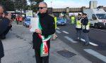 Tangenziale est: la protesta dei sindaci per l'aumento VIDEO
