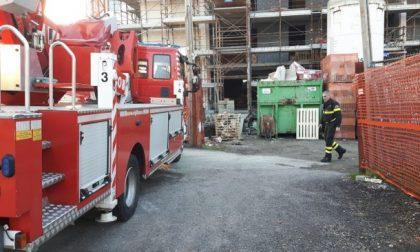 Tragedia in cantiere, muore 55enne di Desio