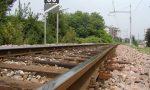 Incendio vicino ai binari, traffico ferroviario rallentato sulla linea Milano Chiasso