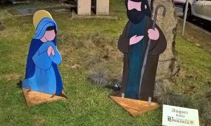 Rubano pure Gesù Bambino