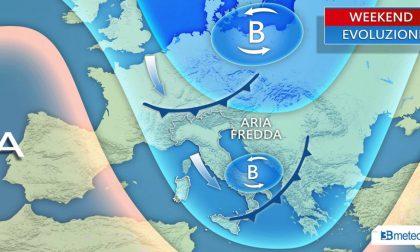 Meteo in Brianza: weekend freddo poi torna l'alta pressione