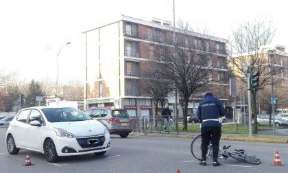 Incidente Monza donna in bici investita