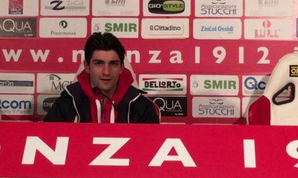 Il Monza saluta l'attaccante Loris Palazzo