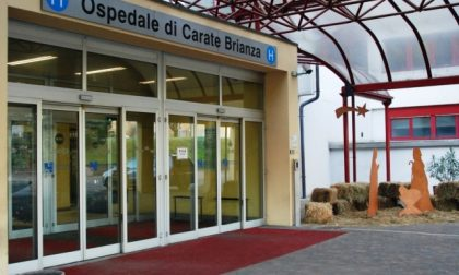 Focolaio in ospedale a Carate: 13 positivi in Chirurgia