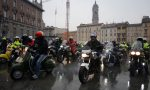 Befana in moto solidale a Monza IL VIDEO