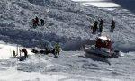 Valanga a Bormio è caccia allo snowboarder che l'ha provocata