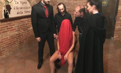 Giovane lissonese…sbranata dai vampiri