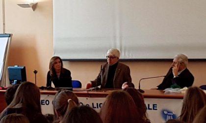 Beppe Severgnini conquistato dal liceo Zucchi
