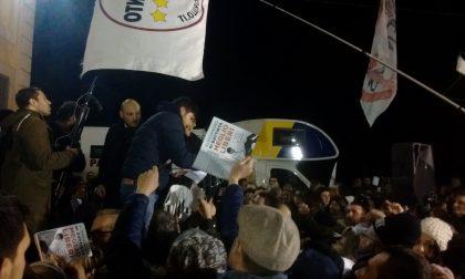 Ad Arcore Di Battista attacca Silvio Berlusconi