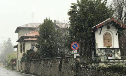 Primi fiocchi di neve in Brianza. Ecco le previsioni meteo