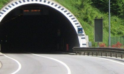 Chiusure in Valassina da oggi off limits le gallerie lecchesi