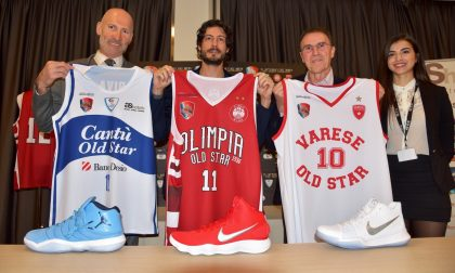 Sabato al PalaBancoDesio l'Old Star Game