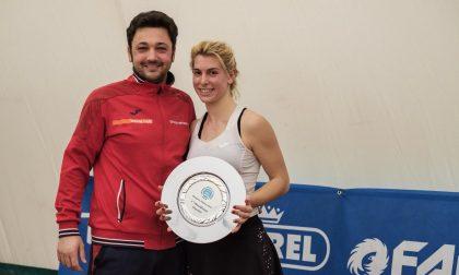 Tennis   Martina Colmegna trionfa a Bergamo